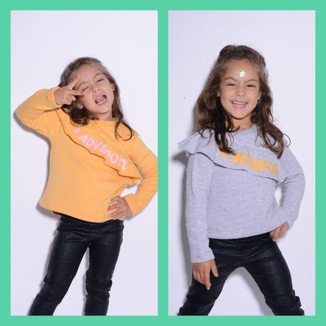 calzas engomadas para niñas ADV advnace otoño invierno 2020
