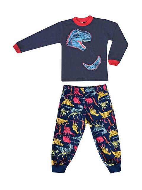 pijama dinosaurio mangas largas niño Urbanito invierno 2020