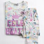 pijama esatmpado nena mimo co invierno 2020