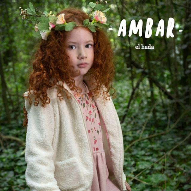 vestido para niñas ADV advnace otoño invierno 2020