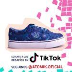 zapatillas estampadas para niños atomik 2020