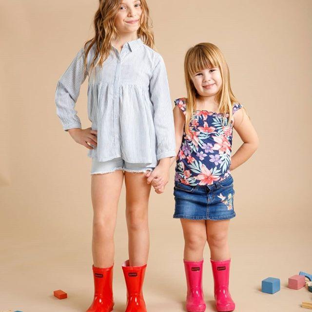bota de lluvia para niños gummi