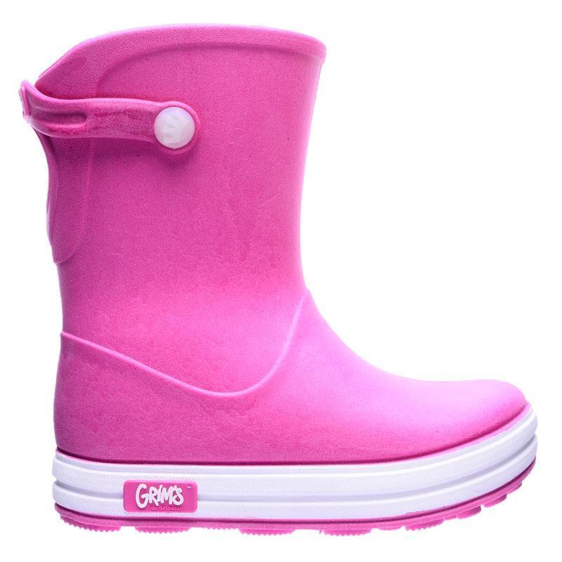 grims botas de lluvia niña