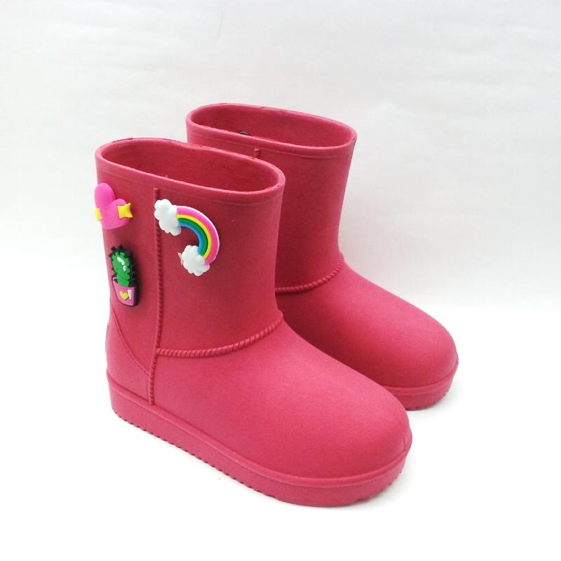 hey day botas de lluvia para niña