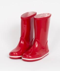 mimo co bota lluvia roja niños