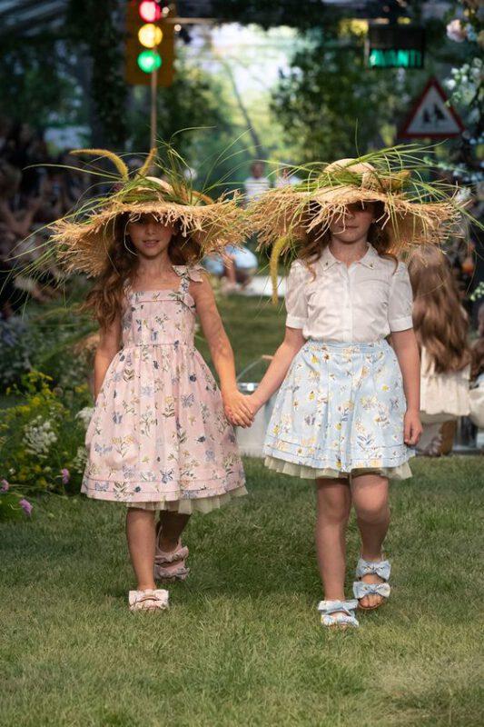 vestidos de fiesta para niñas verano 2021