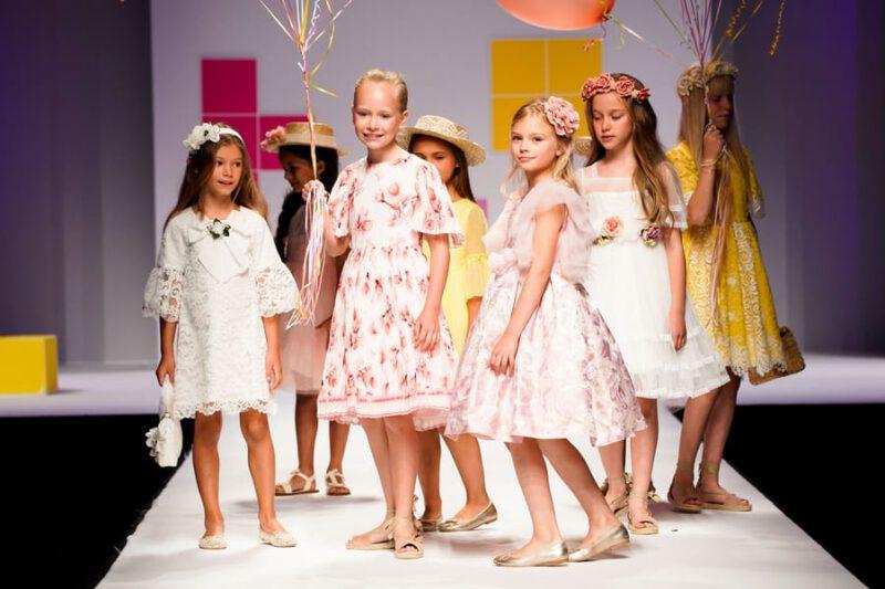 vestidos para niñas verano 2021