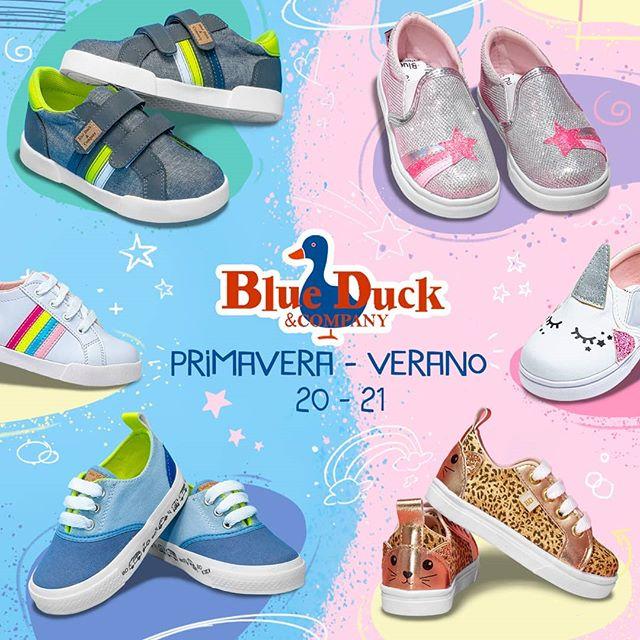 blue duck zapatillas y panchas para niños verano 2021