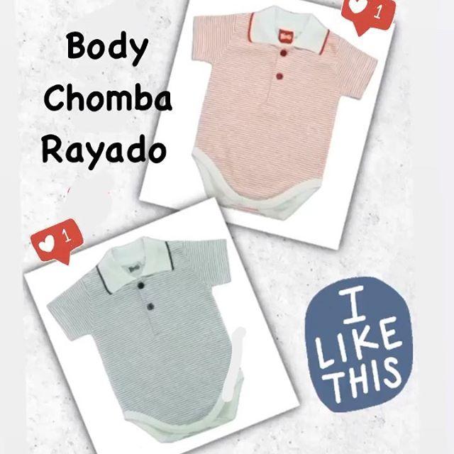 body chomba bebes Picolo baby verano 2021