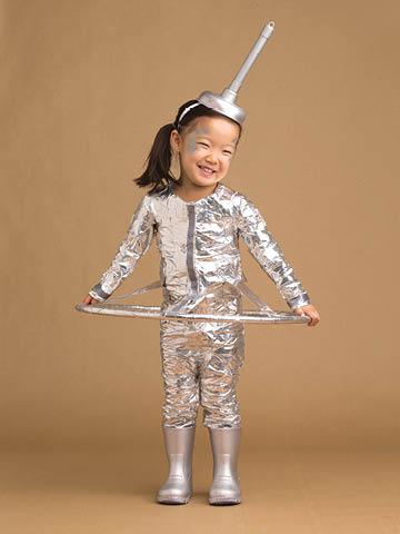 chica astronauta disfraz fracil niña