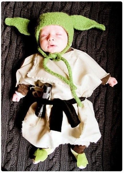 disfraz star wars bebe hallowen