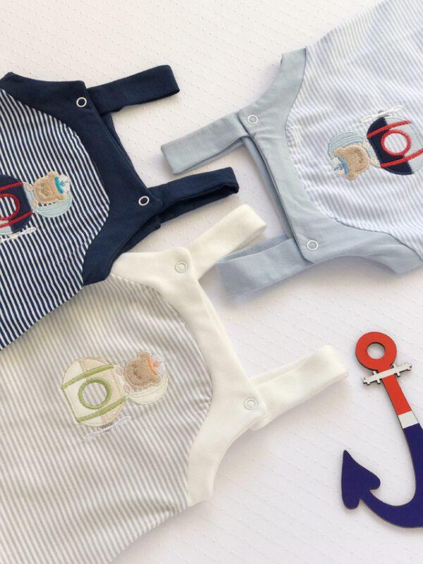 enteritos de algodon frescos para bebes cocomiel verano 2021