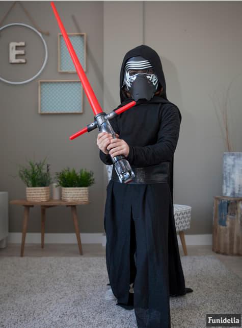 espada laser de kylo ren star wars episodio 7