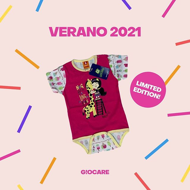 giocare body bebe verano 2021