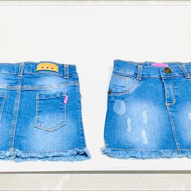 minifalda jeans nina Blueley verano 2021