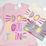 Remeras para niñas primavera verano 2021 - Oohlele
