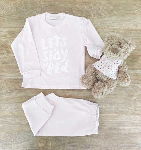 pijama beba te como a besos verano 2021