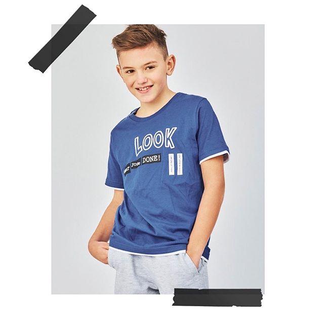 remeras mangas cortas para niños jg kids verano 2021