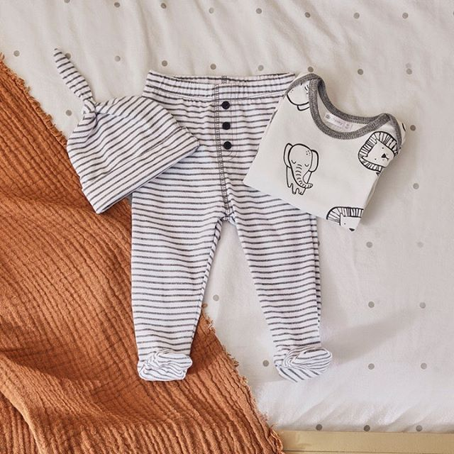 ropa para bebe cheeky verano 2021