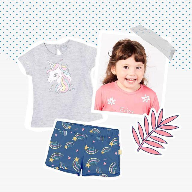 ropa para nena gepetto verano 2020
