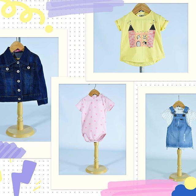 ropa para ninos topito kids verano 2021
