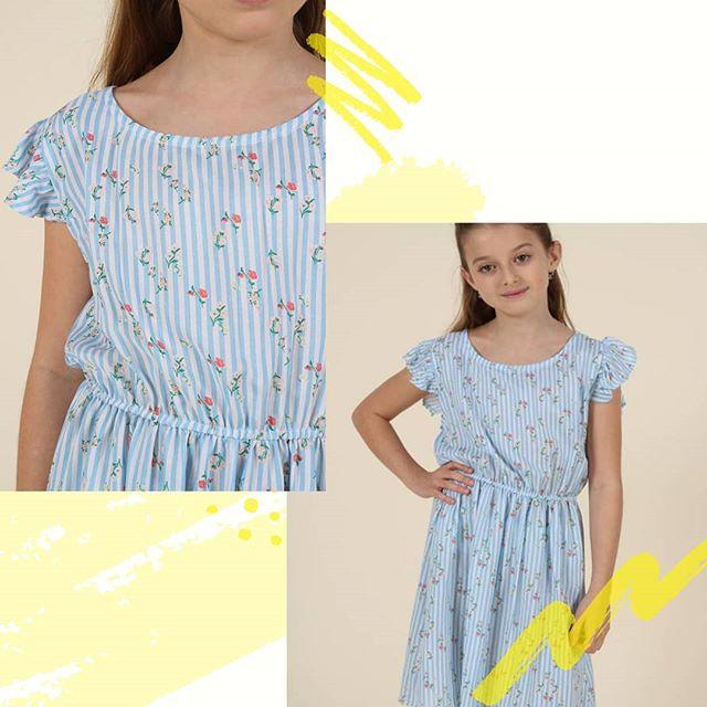 vestido urbano nucleo nenas kids verano 2021