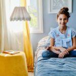 Blusas y remeras para niñas Acquachiare verano 2021