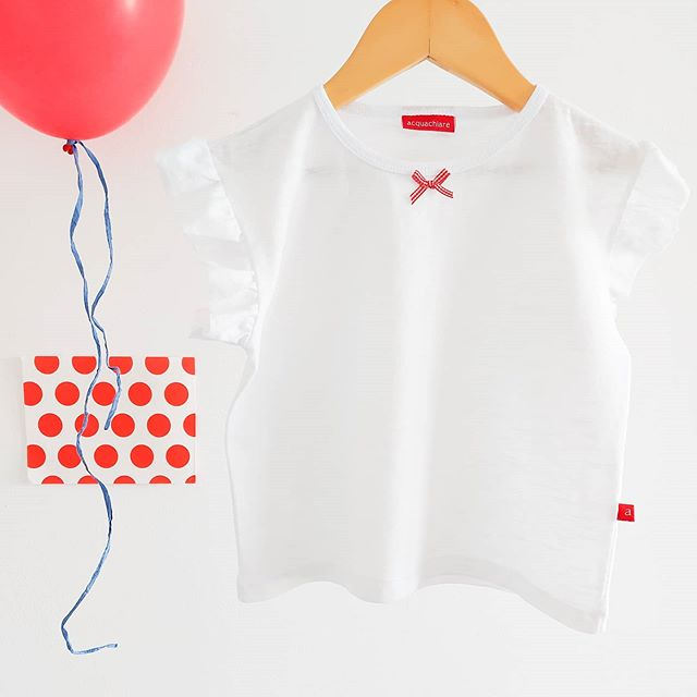 blusa blanca nena blusa blancaAcquachiare verano 2021