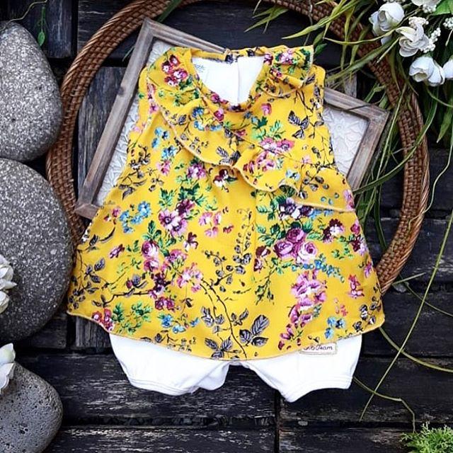 blusa estampada beba globito verano 2021