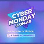 Cyber monday 2020 - 2, 3 y 4 de noviembre