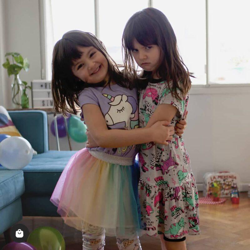 look divertidos para nenas Grisino verano 2021