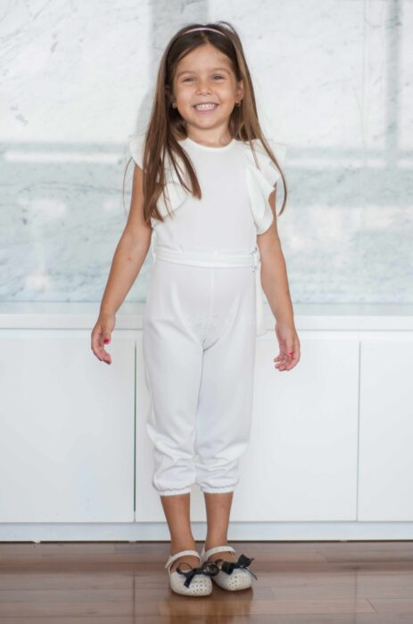 mono blanco nena mini tramps verano 2021