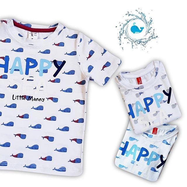 remeras happy bebe little Manny verano 2021