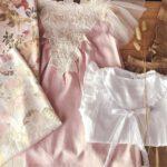 Vestidos y blusas para niñas Waw verano 2021