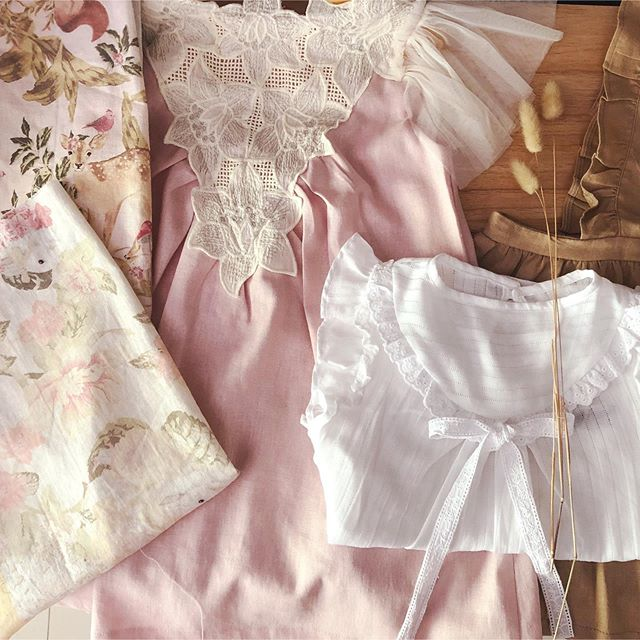 ropa para fiesta ninas Waw verano 2021