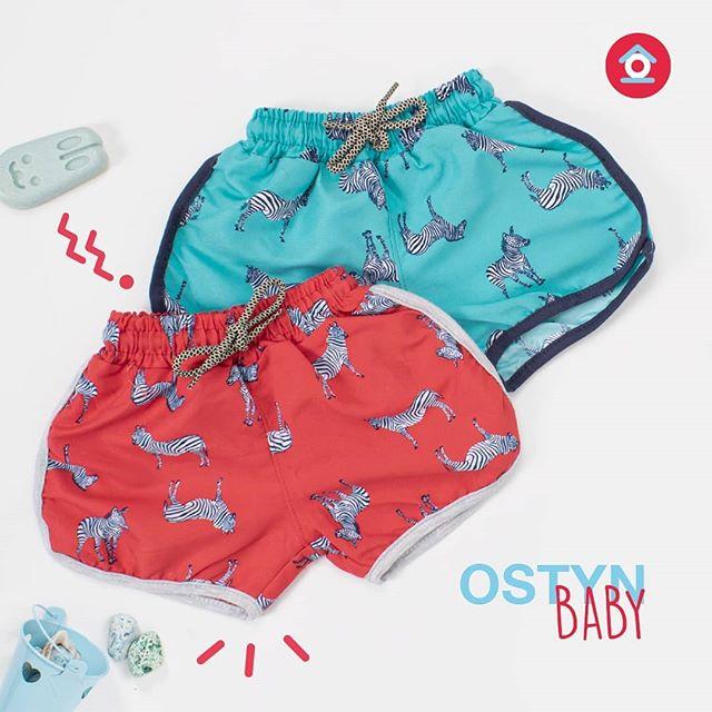 short para bebes ostyn verano 2021