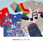Grisino ropa divertida para niños verano 2021