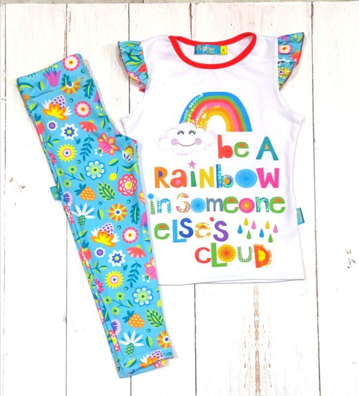 calza estampada nena flow kids verano 2021