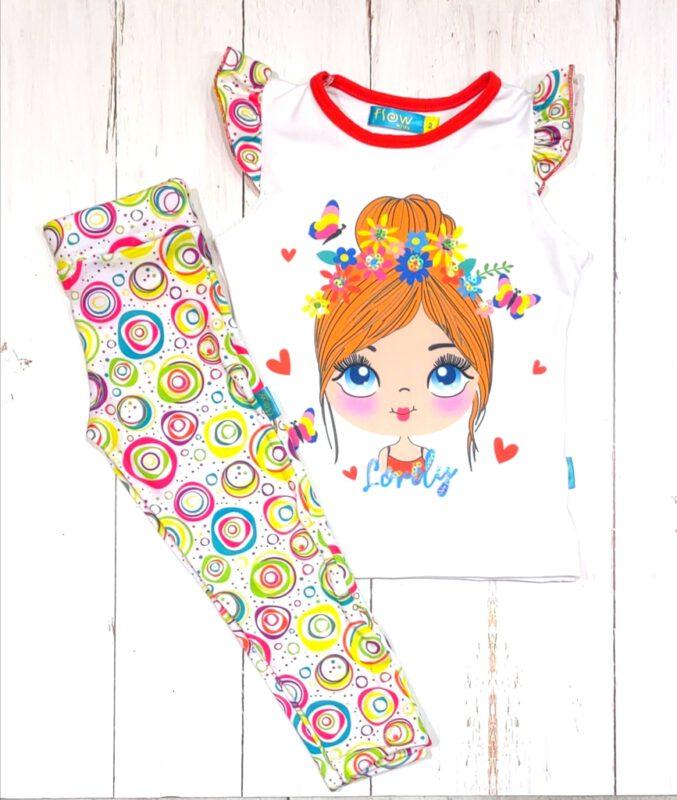 calzas para nenas flow kids verano 2021