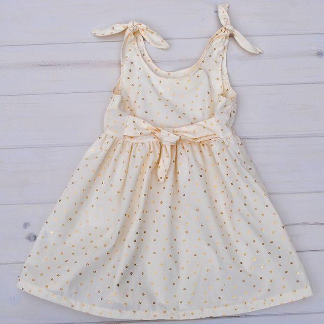 vestido nina fiestas