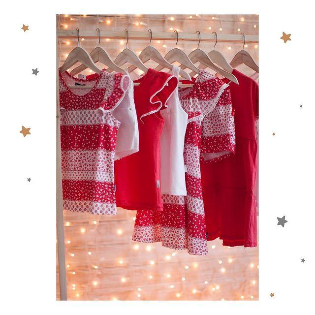 vestidos y blusas ninas mimo co navidad ano nuevo 2020