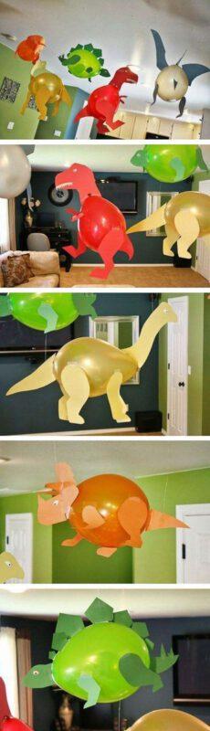 blobos de dinosaurios