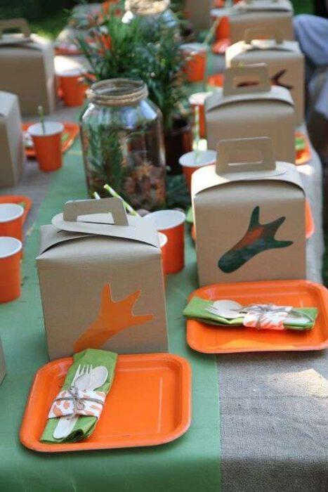 cajas sopresa comida dinosaurios