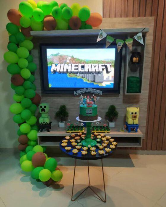 cumple virtual minecraf