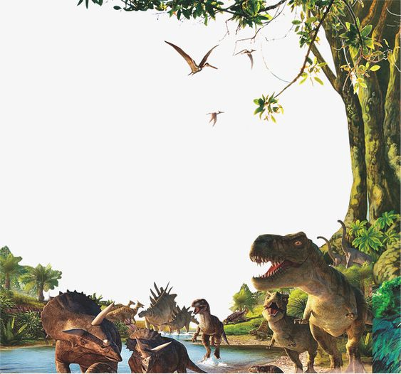 imagen tarjeta virtual invitacion cumpleanos dinosaurios
