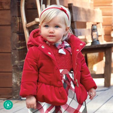 velvet coat for baby girl id 10 02411 031 390 1