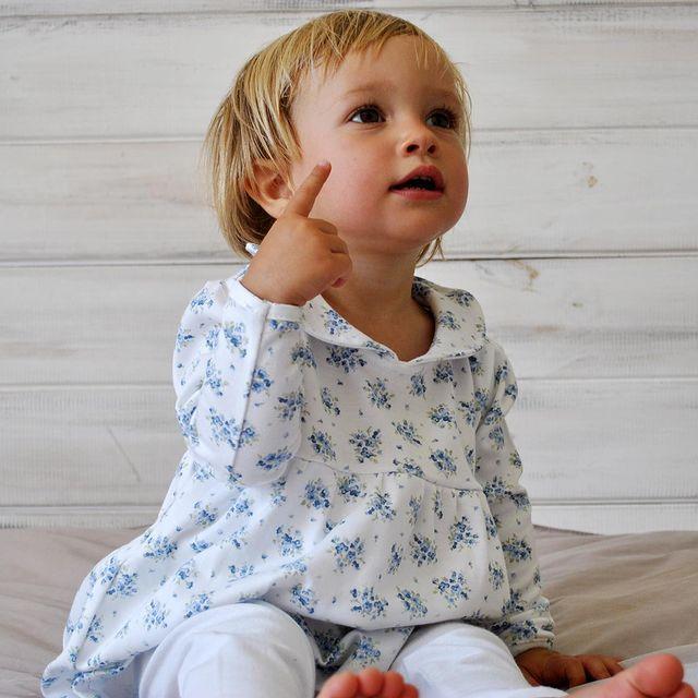 blusa estampada beba CX Croxi invierno 2021