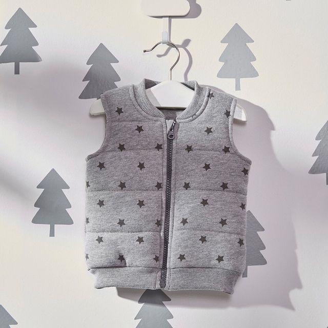 chaleco matelase bebe bebe cheeky invierno 2021