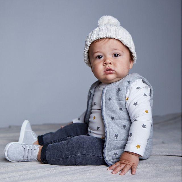 chaleco matelase bebe cheeky invierno 2021