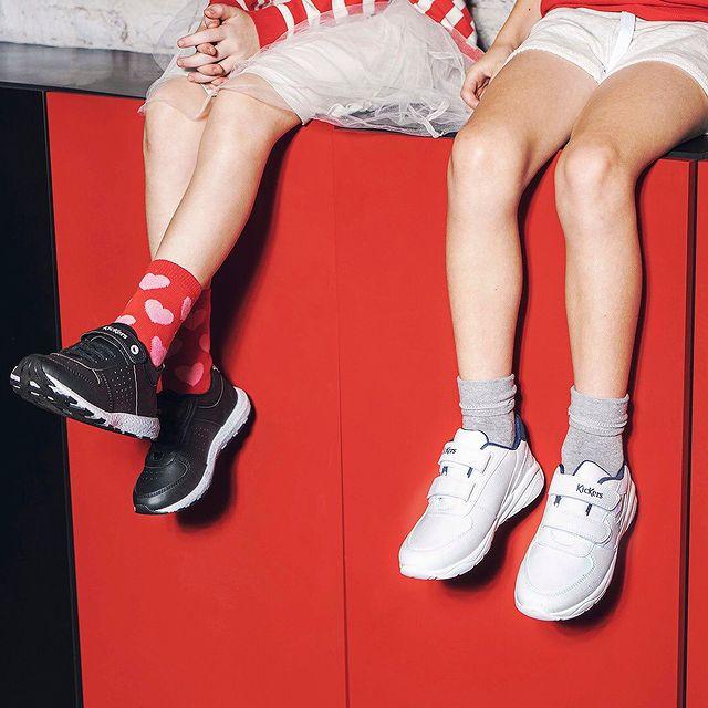kickers zapatillas colegiales